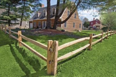 Split Rail Fence Installation Services Split Rail Fence